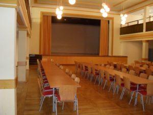 Schützenhaus Grosser Saal