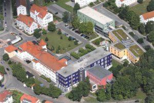 Foto: Kreiskrankenhaus Ronneburg GmbH und Pflegeheim GmbH