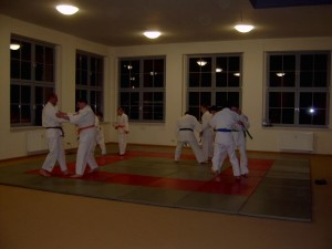Sportarena 2005 Bereich Judo / Tanz