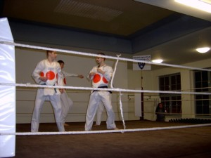 Sportarena 2005 Boxring